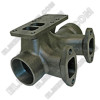 ER- 607252C21 Exhaust Manifold Center Section