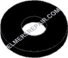 ER- 536653R1 Rubber Hood Washer