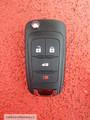 Chevrolet 4 Button Remote Key