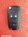 GMC 3 Button Remote Key