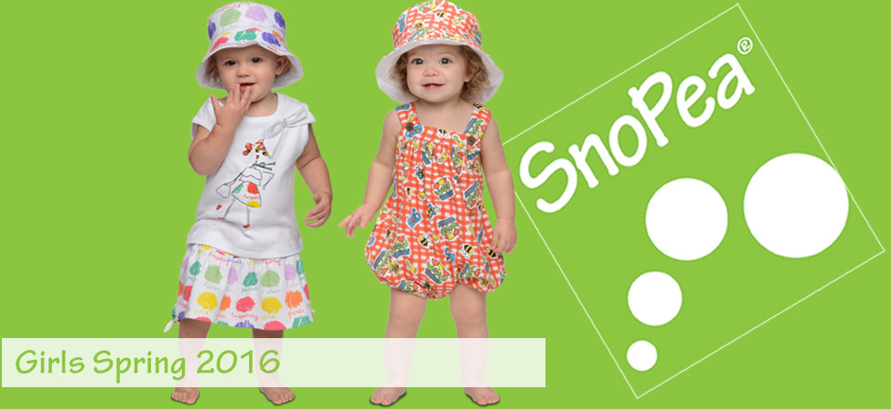 Snopea offers extraordinary garments for young sprouts. Snopea offers children's clothing for newborns up to 24 months of age.