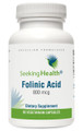 Folinic Acid - 60 Capsules by Seeking Health