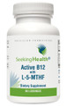 Active B12 With L-5-MTHF - 60 Lozenges by Seeking Health