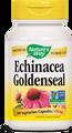 Echinacea Goldenseal, 100 veg capsules, by Nature's Way