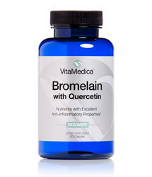 Bromelain with Quercetin