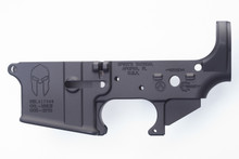 Spikes Tactical Spartan Lower Receiver - Stripped
