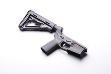 Atomic Tactical Inc. M15 Billet [Shocker] Lower Receiver - Stripped
