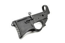 Seekins Precision Billet Lower Receiver - Stripped w/ Logo