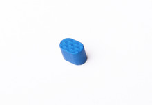 Seekins Precision Billet Magazine Release Button - Blue
