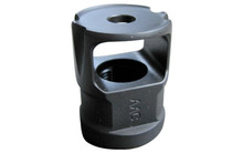 AAC Shorty Muzzle Brake Non-Mount Single-Chamber - 7.62