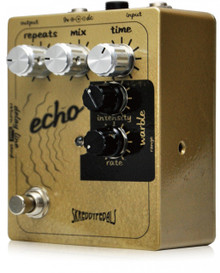 Skreddy Echo Delay guitar pedal