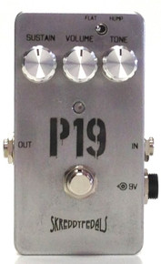 Skreddy P19 guitar fuzz pedal