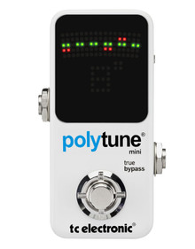 TC Electronic Poly Mini Tuner