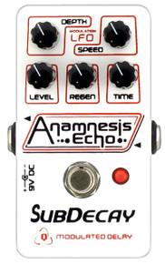 Subdecay Anamnesis Echo Modulated Delay