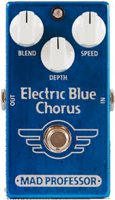 Mad Professor Electric Blue Chorus CB