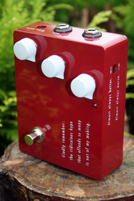 The Official Klon Ktr Professional Overdrive Pedal