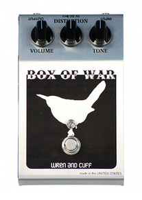 Wren and Cuff Box of War Pedal