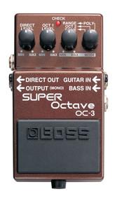 Boss OC-3 Octave