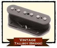 Rio Grande Vintage Tallboy Bridge - Tele