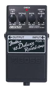 Boss Deluxe Fender Pedal
