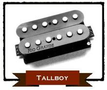 Rio Grande Tallboy 4-Conductor - Humbucker
