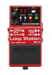 Boss RC-3 Loop Station