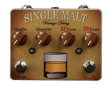 Tortuga Single Malt Dual Vintage Delay