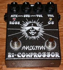 Analog Man Bi-Comprossor