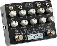 Empress Effects Heavy Guitar Pedal