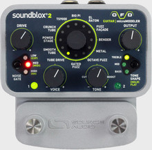 Source Audio Soundblox 2 OFD Guitar microModeler