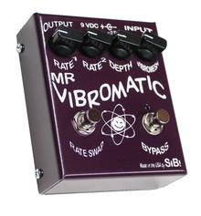 SIB Mr Vibromatice guitar pedal