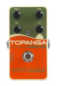 Catalinbread Topanga Spring Reverb Guitar Pedal