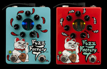 Z.Vex Effects Fuzz Factory 7 Guitar Pedal