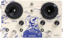 Janus Tremolo Fuzz Guitar Pedal by Walrus Audio
