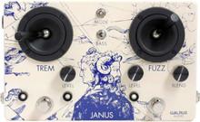 Janus Tremolo Fuzz Guitar Pedal by Walrus Audio