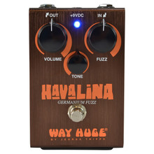 Way Huge Electronics Havalinaa Guitar Fuzz Pedal