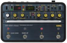 Korg SD-3000 Digital Delay Guitar Pedal