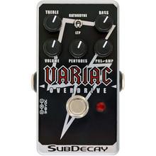 Subdecay Variac Overdrive Guitar Pedal