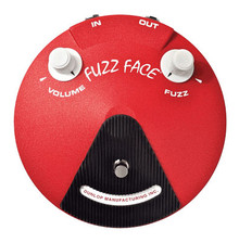 Dunlop Band Of Gypsys Fuzz Face Distortion Guitar Fuzz