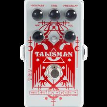 Catalinbread Talisman Plate Reverb Guitar Pedal