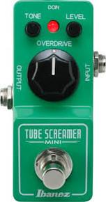 Ibanez Mini TS808 Tubescreamer Guitar Pedal