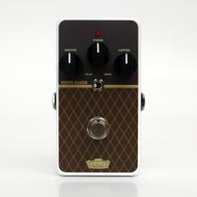 Keeley White Sans Luxe Drive Ltd Edition Guitar Pedal