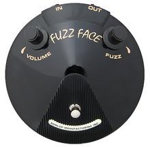 Dunlop Joe Bonamassa Fuzz Face - Black