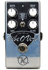 Keeley Vibe-O-Verb Guitar Pedal