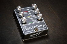 Dr Scientist THE HEISENBERG MOLECULAR OVERDRIVE guitar pedal
