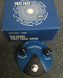 Dunlop Silicon Fuzz Fuzz Mini Guitar Pedal Pre-Owned