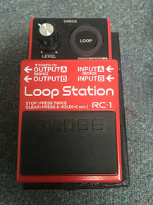 Boss RC-1 Loop Station guitar pedal - Pre-Owned