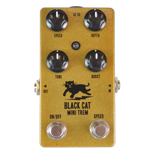 Black Cat Mini Trem Guitar Pedal