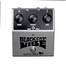 Black Cat Vibe guitar pedal