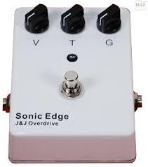 Fargen/Sonic Edge J&J Overdrive Pedal